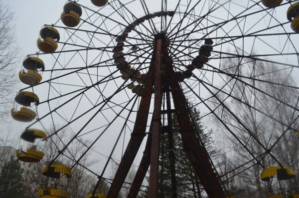 visiting chernobyl
