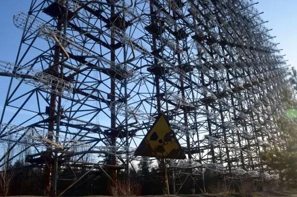 cherobyl plant