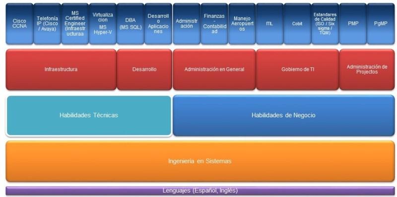 perfil ideal sistemas