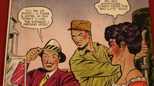 Comic Americano