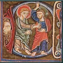 Manuscript image of Thomas