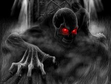 Os Fantasmatas, ou larvas astrais de cemitérios, podem ser expulsos ou destruídos com a queima de um bom incenso