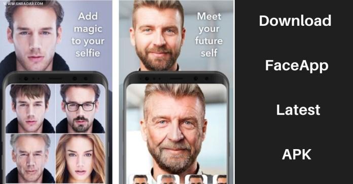 FaceApp APK- 2019
