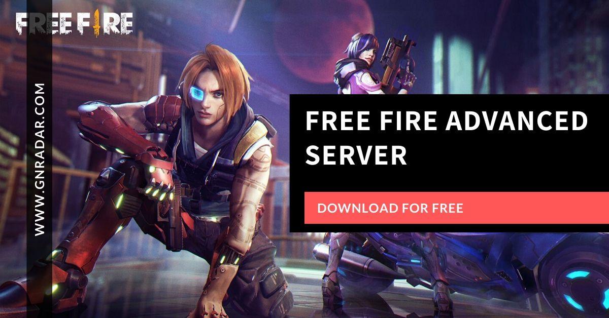 Free Fire Advanced Server 66 0 4 Apk Download Latest Version 2021