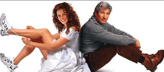 Quirky Lessons from Runaway Bride