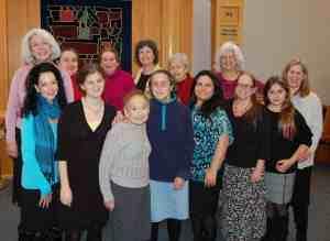 GNS Women's Tefila