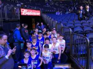 GNS Youth at MSG Chanukah 5778