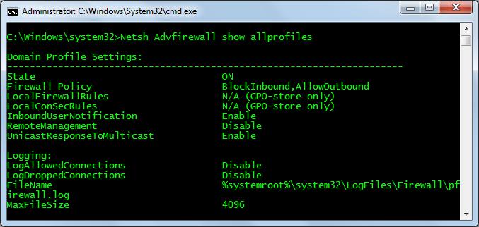 Status-of-Windows-Firewall-using-cmd