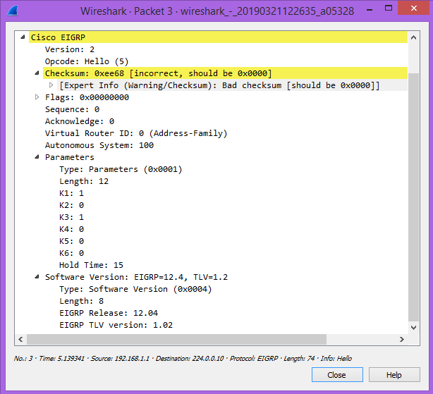 eigrp-hello-message-with-wireshark-captured
