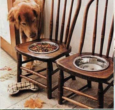 استخدامها فى إعداد مكان لأكل الحيوانات