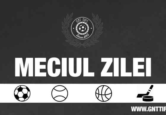 Meciul Zilei de la Andrei Cinculescu – 18.11.2018