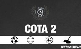 Cota 2 din fotbal 25.09.2018 - Gabriel