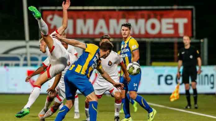 Ponturi fotbal FC Oss - Telstar Eerste Divise