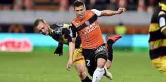 Ponturi fotbal Brest - Lorient Ligue 2
