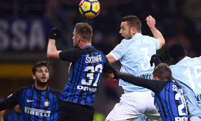 Ponturi fotbal Lazio - Inter Serie A