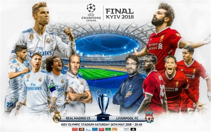 Ponturi fotbal Real Madrid - Liverpool UEFA Champions League