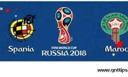 Ponturi fotbal - Spania - Maroc - Campionatul Mondial - Grupa B - 25.06.2018