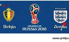 Ponturi fotbal - Belgia - Anglia - Campionatul Mondial - Finala Mica - 14.07.2018