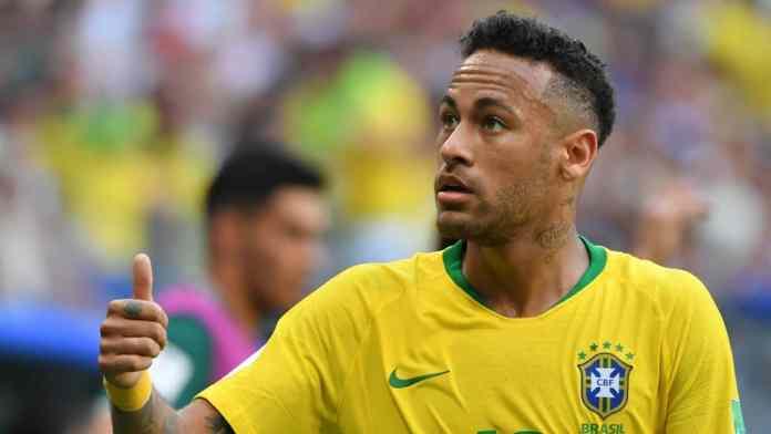 Neymar s-a accidentat