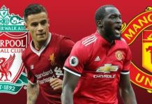 Liverpool vs Manchester United - 20% in plus la pariurile live
