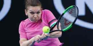 Halep la Australian Open