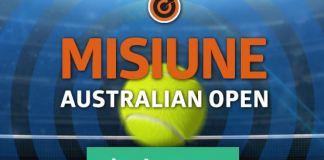 200 RON Fullbet pentru Australian Open 2019