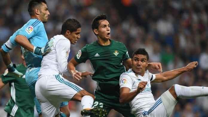 Real Betis Sevilla vs. Real Madrid