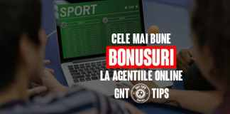 Pariuri 2019: cele mai bune bonusuri la agentiile online