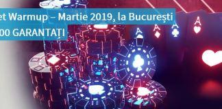 NetBet Warmup Martie 2019, cum te califici online