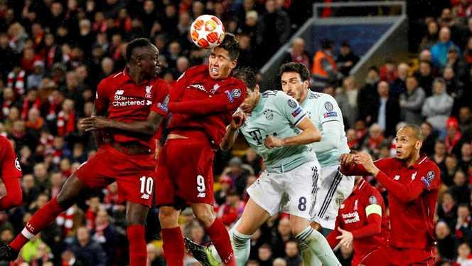 rezultat final in Bayern Munchen - Liverpool