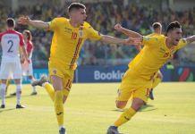 Cota 20.00 pentru un gol al Romaniei U21