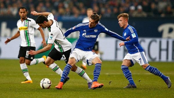 Mönchengladbach Vs Schalke