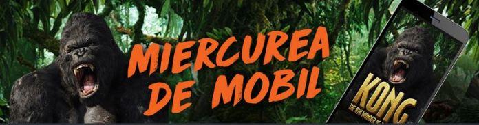 50 de Rotiri Gratuite pe Mobil