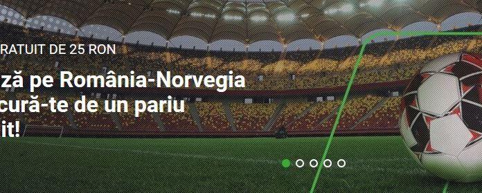 Pariu Gratuit pentru Romania - Norvegia
