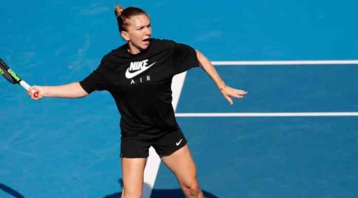 Halep in turul II la Australian Open