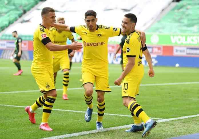 Cota marita pentru Dortmund