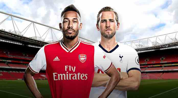 Cote marite la 888 pentru Tottenham vs Arsenal