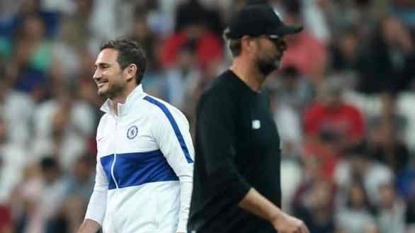 Cota 2 din fotbal - Chelsea vs Liverpool