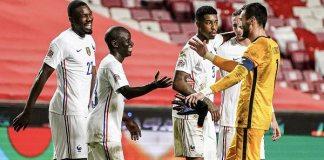 Ponturi fotbal Franta vs Suedia – Liga Natiunilor