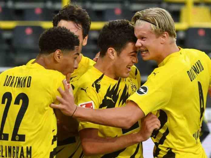 Meciul zilei - Borussia Dortmund vs FC Koln 28.11.2020 / sursa foto: Kicker