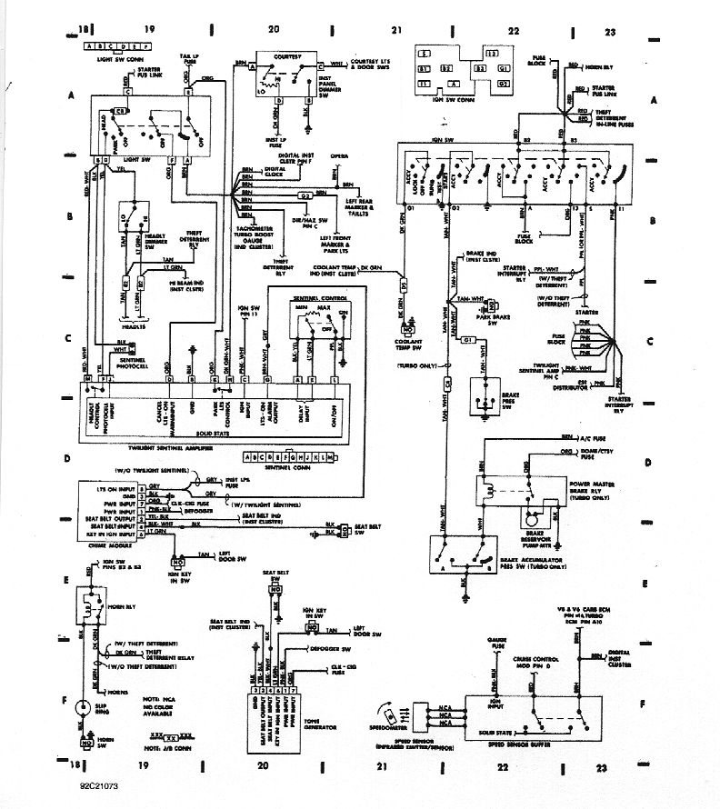 [DIAGRAM] Buick Grand National Fuse Panel Diagram FULL