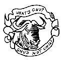 [imagen de qué es GNU]