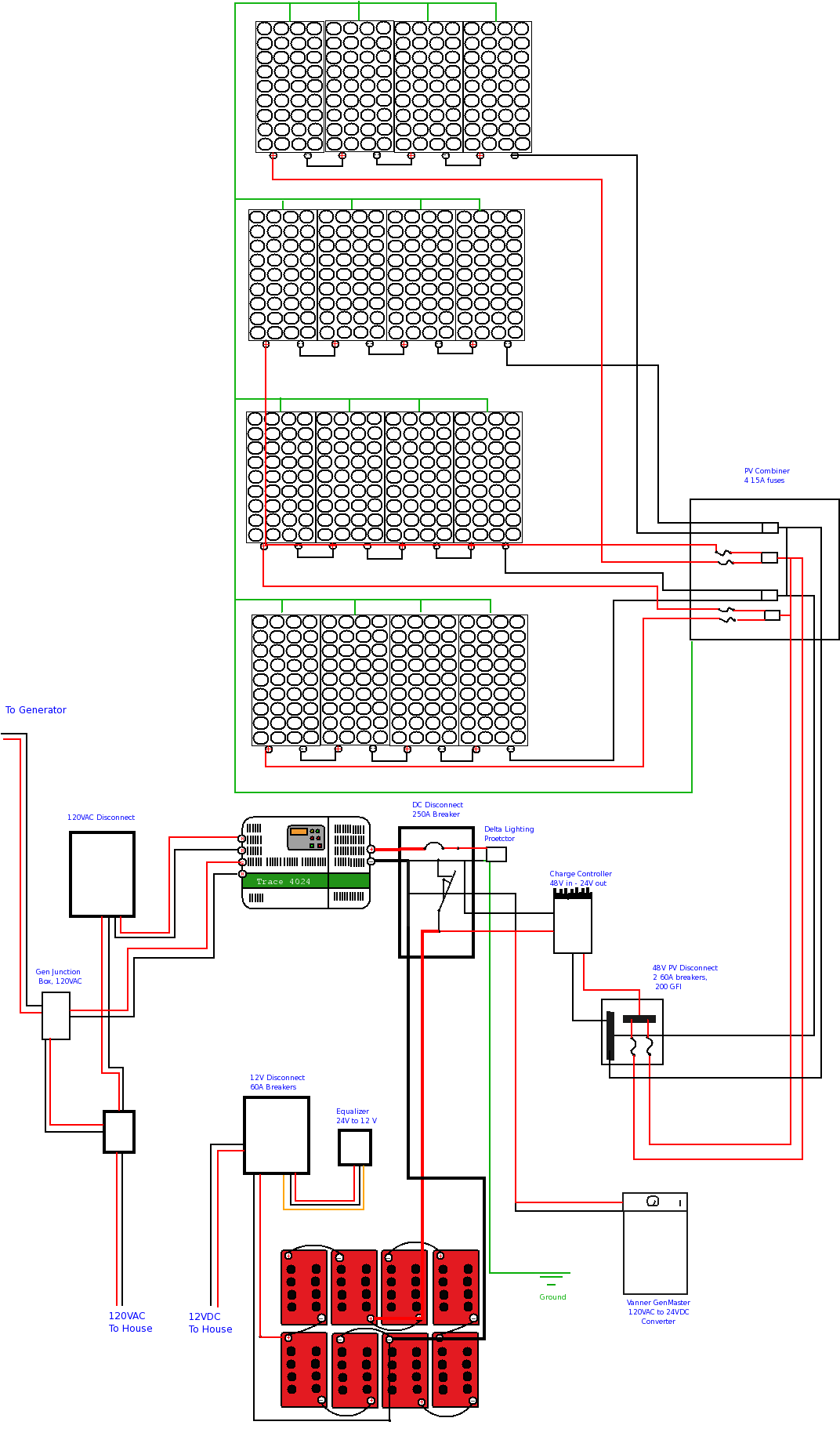 hight resolution of  wiring example