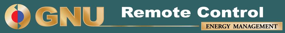 GNU remotecontrol LOGO