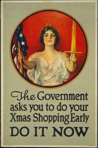 Poster from the Library of Congress by Haskell Coffin.