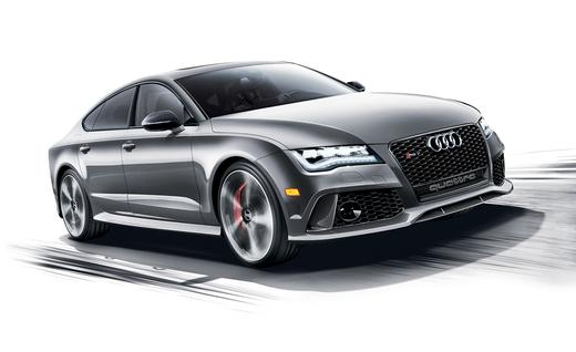 2015 Audi RS7: Fastest self-driving car on the planet
