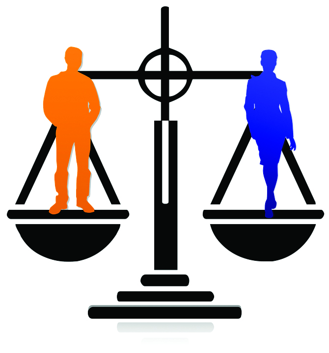 Men and Women; an unfair business