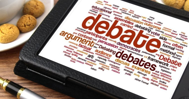 Why every manager should learn how to debate!