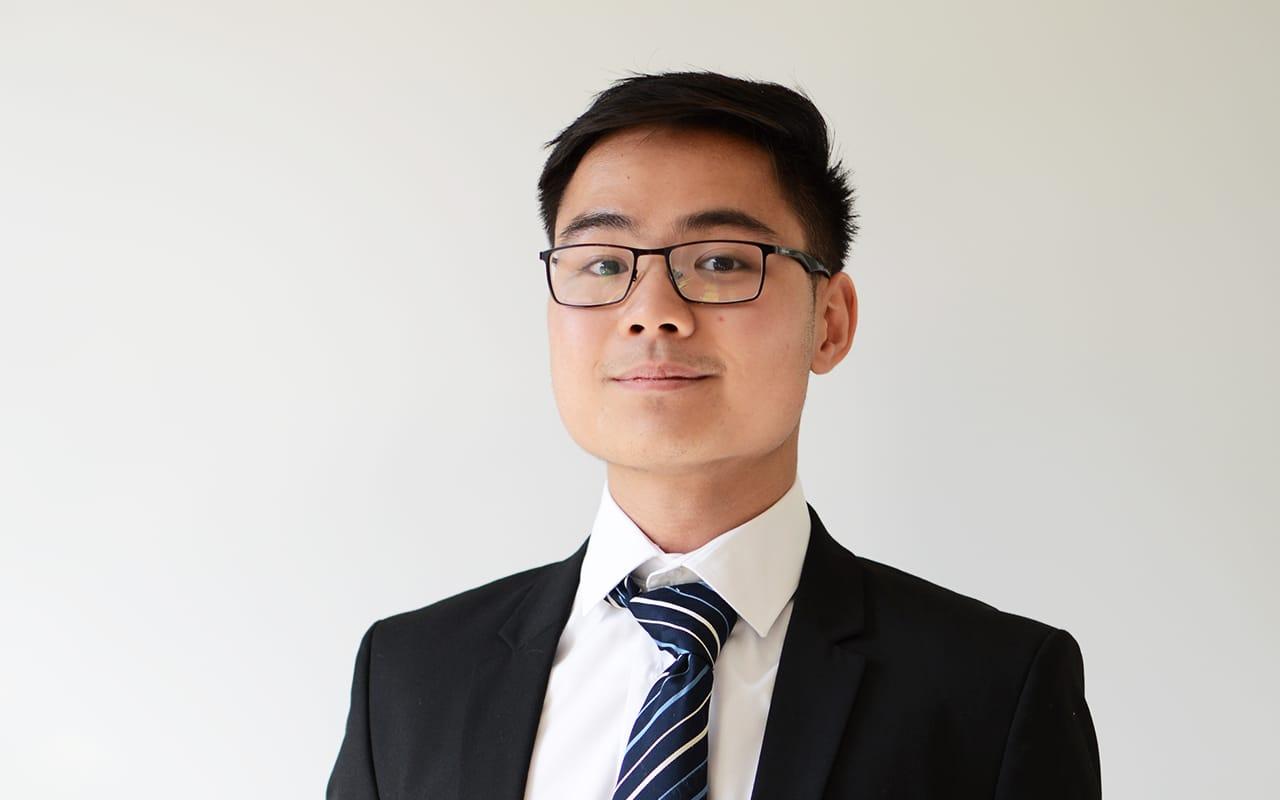 Master student interview: International Management