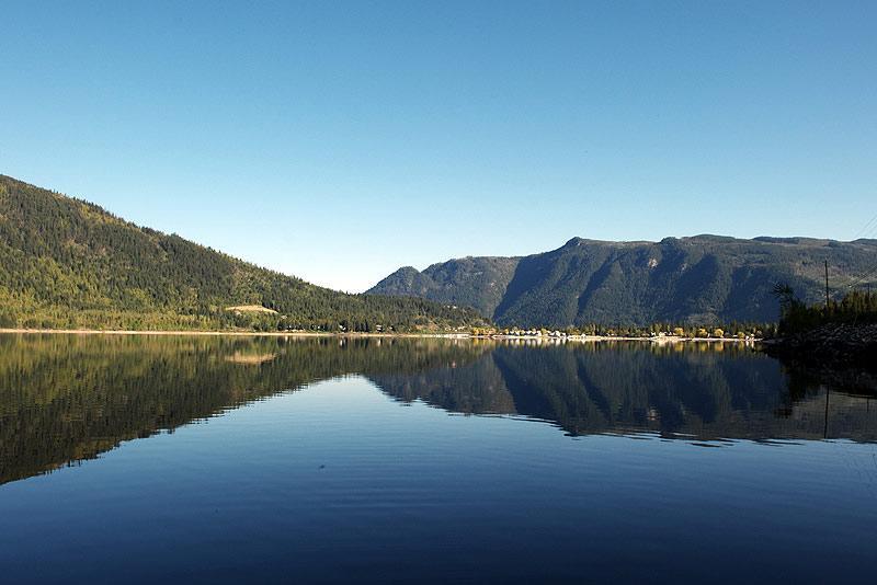 Lake Shuswap Boating  Fishing Information